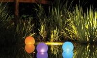 Плавающие фонари