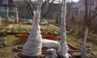 Утепленное дерево